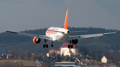 G-EZBN - Airbus A319-111 - easyJet