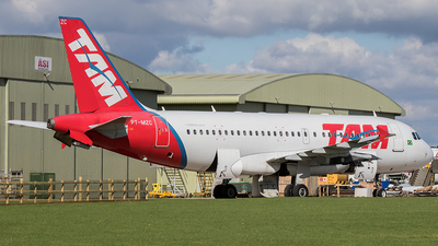 PT-MZC - Airbus A319-132 - TAM Linhas A�reas