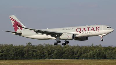 A7-AFJ - Airbus A330-243F - Qatar Airways Cargo