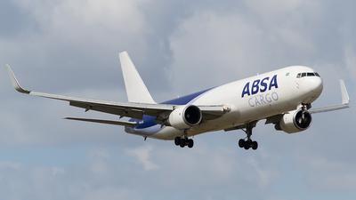 PR-ACG - Boeing 767-316F(ER) - ABSA Cargo Airline