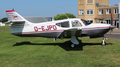 D-EJPD - Rockwell Commander 114B - Private