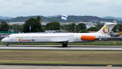N926AV - McDonnell Douglas MD-83 - Orange Air