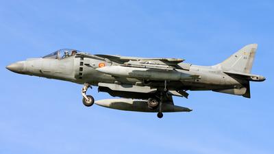 VA.1B-35 - McDonnell Douglas AV-8B+ Harrier II - Spain - Navy