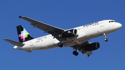 A picture of N505VL - Airbus A320233 - Volaris - © Alejandro Aceves
