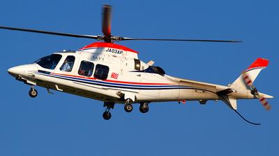 JA03AP - Agusta A109SP Da Vinci - Private