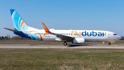 A picture of A6FEU - Boeing 7378KN - FlyDubai - © OtimoBest