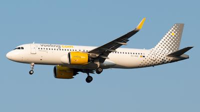 EC-NAE - Airbus A320-271N - Vueling