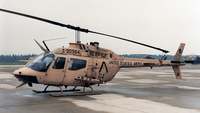 71-20564 - Bell OH-58A Kiowa - United States - US Army