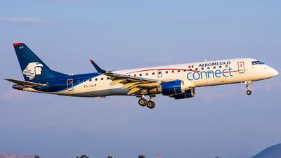 XA-ALR - Embraer 190-100IGW - Aeromexico Connect