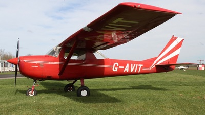 G-AVIT - Reims-Cessna F150G - Private