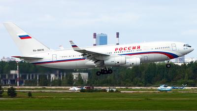 RA-96016 - Ilyushin IL-96-300PU - Russia - State Transport Company