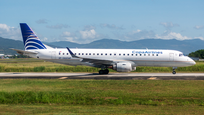 HP-1562CMP - Embraer 190-100IGW - Copa Airlines
