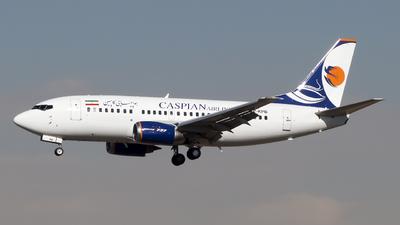 EP-KPB - Boeing 737-524 - Caspian Airlines