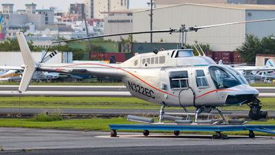 N322EC - Bell 206B JetRanger III - Private
