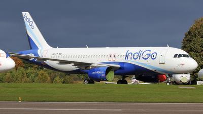VT-INV - Airbus A320-232 - IndiGo Airlines