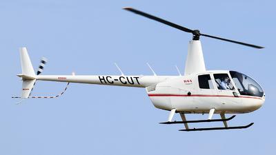 HC-CUT - Robinson R44 Raven - Arigil