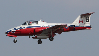 114009 - Canadair CT-114 Tutor - Canada - Royal Air Force