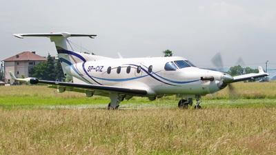 SP-CIZ - Pilatus PC-12/45 - Private