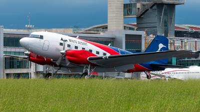 N131PR - Basler BT-67 - Enterprise Airlines