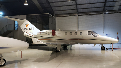 PS-SEB - Cessna 525 CitationJet M2 - Private