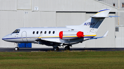 N29GP - Raytheon Hawker 900XP - Private