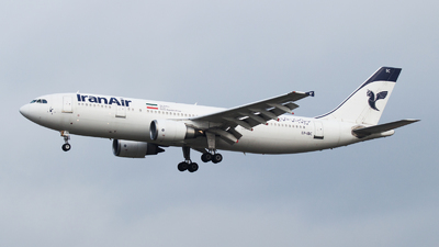 A picture of EPIBC - Airbus A300B4605R - Iran Air - © T99HZL