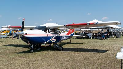 N643CP - Cessna 182T Skylane - United States - US Air Force Civil Air Patrol