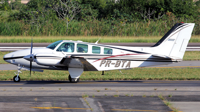 PR-BTA - Beechcraft 58 Baron - Private