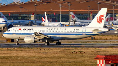 B-9918 - Airbus A320-214 - Air China
