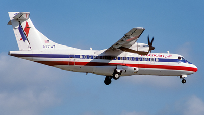 N271AT - ATR 42-300 - American Eagle (Executive Airlines)