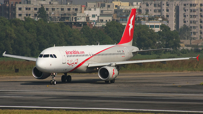 A6-ABT - Airbus A320-214 - Air Arabia