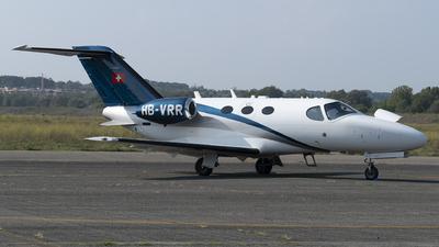 HB-VRR - Cessna 510 Citation Mustang - Private Jets