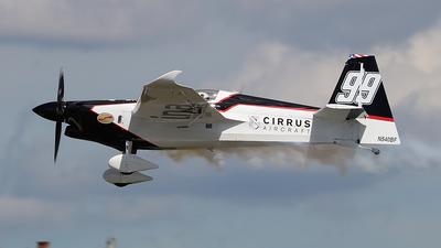 N540BF - Zivko Aeronautics Edge 540 V2 - Private