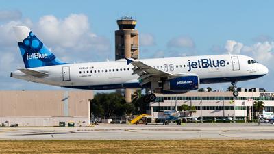 N661JB - Airbus A320-232 - jetBlue Airways