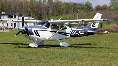 SP-THD - Cessna 182T Skylane - Private