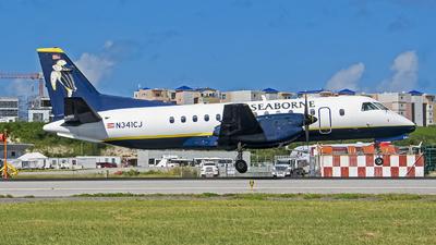 A picture of N341CJ - Saab 340B - [340B341] - © Enzo CATTANIA
