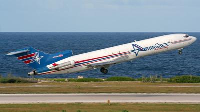 N905AJ - Boeing 727-231(Adv)(F) - Amerijet International