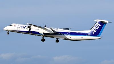 JA852A - Bombardier Dash 8-Q402 - ANA Wings