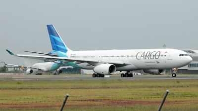 A picture of PKGPA - Airbus A330341 - Garuda Indonesia - © Maulatama Jaka N