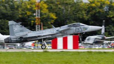 33 - Saab JAS-39C Gripen - Hungary - Air Force