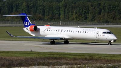 LN-RNL - Bombardier CRJ-900LR - Scandinavian Airlines (SAS)