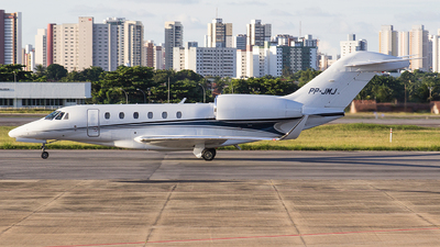PP-JMJ - Cessna 750 Citation X - Private