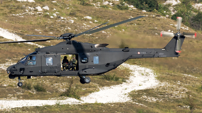 MM81565 - NH Industries UH-90A - Italy - Army
