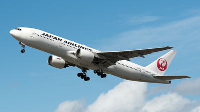 JA8977 - Boeing 777-289 - Japan Airlines (JAL)