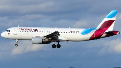 A picture of DABNI - Airbus A320214 - Germanwings - © P Kautzsch