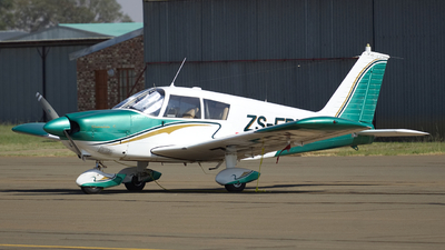ZS-EBY - Piper PA-28-180 Cherokee C - Private