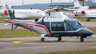 D-HBFS - Agusta-Westland AW-109SP GrandNew - DC Aviation