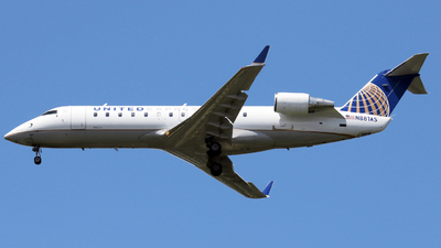 N881AS - Bombardier CRJ-100ER - United Express (ExpressJet Airlines)