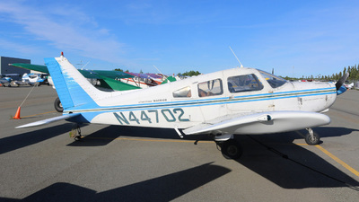 N44702 - Piper PA-28-151 Cherokee Warrior - Private