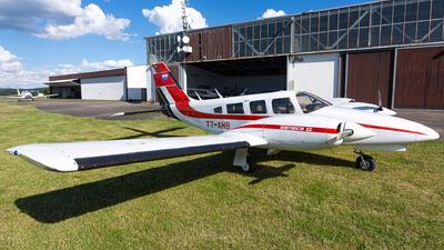 T7-AHB - Piper PA-34-200T Seneca II - Private